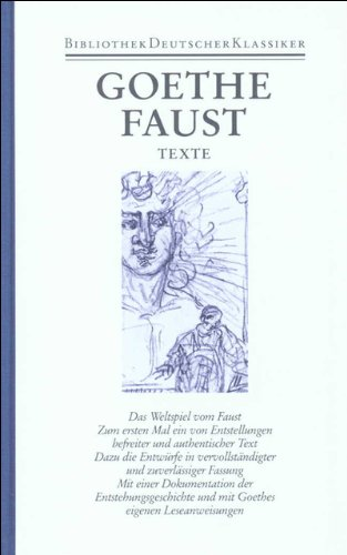 9783618602705: Faust: Bd. 1: Texte. Bd. 2: Kommentare: Bd. 7/1 u. 2.