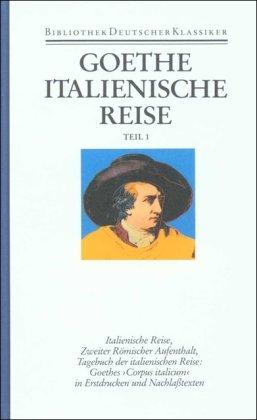 9783618603504: Italienische Reise: Bd. 15/1 u. 15/2