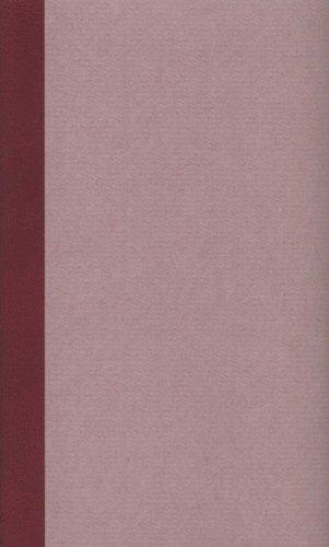 9783618608752: Sämtliche Werke. Vollständige Ausgabe. Sechs in sieben Bänden: Sämtliche Werke in sechs Bänden: Band 3: Nachtstücke. Klein Zaches. Prinzessin Brambilla. Werke 1816-1820
