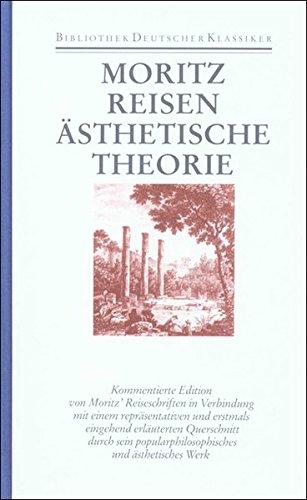 9783618618607: Werke.: Schriften zur Popularphilosophie / Reiseschriften / Ästhetische Theorie: Band 2: Popularphilosophie. Reisen. Ästhetische Theorie: Bd. 2