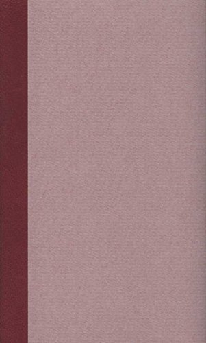 Werke in zwei Bänden: Karl Philipp Moritz