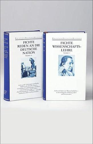 9783618630739: Werke in zwei Bänden: Schriften zur Wissenschaftslehre / Schriften zur Angewandten Philosophie: Band 7/8.