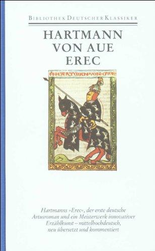 Erec (Hardback): Hartmann von Aue
