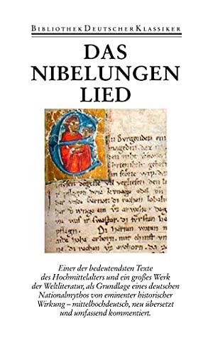 Das Nibelungenlied und die Klage: Joachim Heinzle