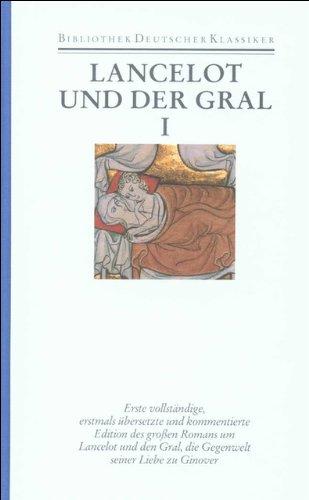 Lancelot und der Gral 1/2. Prosalancelot III/IV: Hans-Hugo Steinhoff