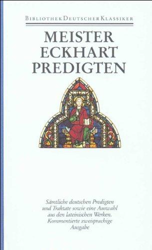 Werke 1: Meister Eckhart