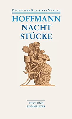 9783618680369: Nachtstücke / Klein Zaches genannt Zinnober / Prinzessin Brambilla / Werke 1816-1820 (Deutscher Klassiker Verlag im Taschenbuch)