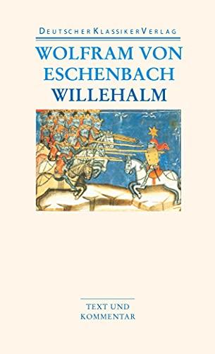 9783618680390: Willehalm
