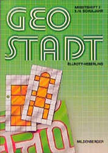 9783619015658: Geostadt, H.2, 3./4. Schuljahr