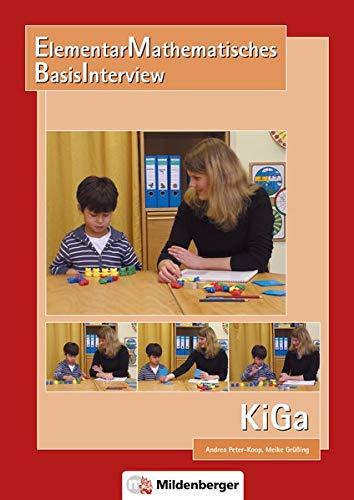 9783619017164: EMBI: Kindergarten: Manual, Leitfaden, Protokoll