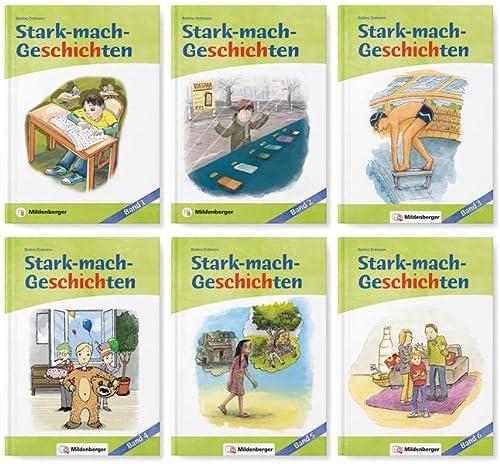 9783619141074: Stark-mach-Geschichten Stark-mach-Geschichten, 6 Bde.