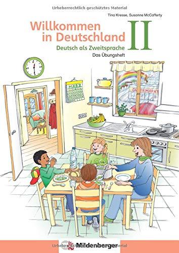 9783619141623: Das ubungsheft. Deutsch als zweitsprache. Willkommen in Deutschland. Per la Scuola elementare: 2