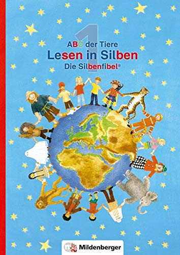 9783619142309: ABC der Tiere 1 - Lesen in Silben (Die Silbenfibel®). Ausgabe Bayern