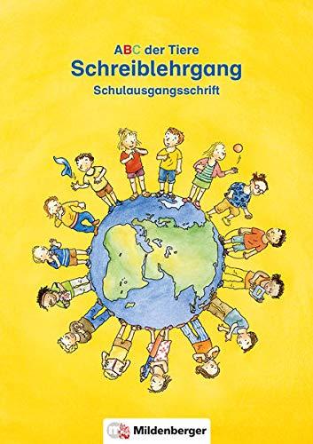 9783619142361: ABC der Tiere - Schreiblehrgang SAS in Heftform: Lehrwerksunabhängig - LehrplanPLUS ZN 180/14-GS - einsetzbar in Klassenstufe 1 und 2
