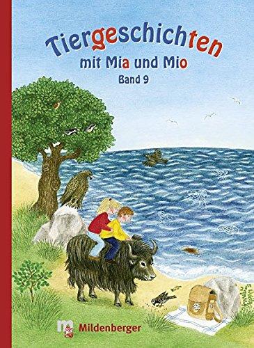 9783619142484: Tiergeschichten mit Mia und Mio 9