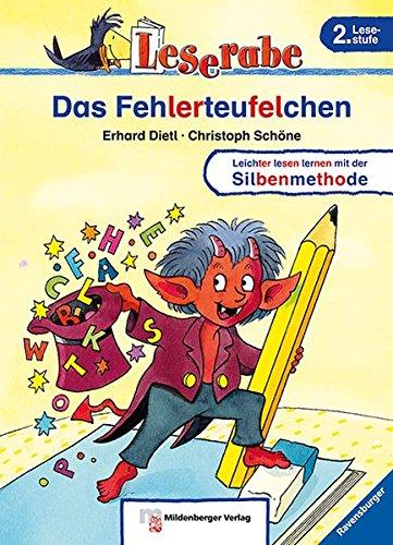 9783619143436: Leserabe - Das Fehlerteufelchen