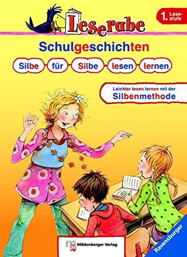 9783619143566: Leserabe Sonderband. Lesestufe 1. Schulgeschichten: Sonderband, Lesestufe 1