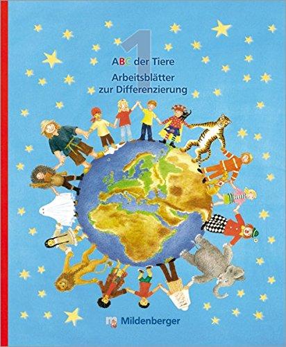 ABC der Tiere 1/Arbeitsblätter