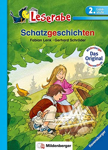 9783619144761: Leserabe - Schatzgeschichten