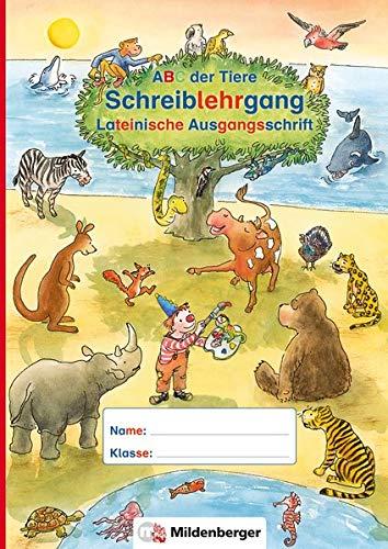 ABC der Tiere - Schreiblehrgang LA in: Kerstin Mrowka-Nienstedt
