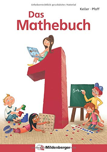 9783619154401: Das Mathebuch - Neubearbeitung / Das Mathebuch 1