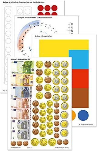 9783619154722: Das Mathebuch 1 - Arbeitsbeilagen. Ausgabe Bayern