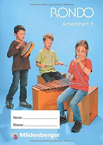 9783619172726: RONDO 1/2 Arbeitsheft 2. Ausgabe Bayern
