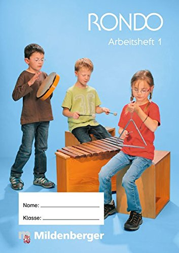 9783619172795: RONDO 1/2 Arbeitsheft1. Ausgabe Bayern