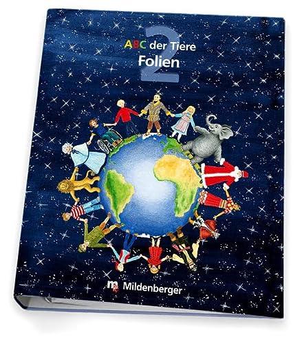 9783619242368: ABC der Tiere 2 - Folien Lesebuch und Sprachbuch · Ausgabe Bayern