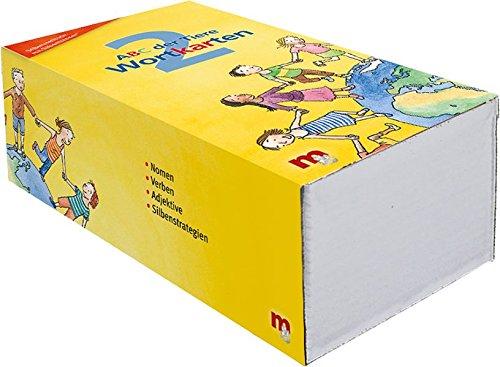 ABC der Tiere 2 / Wortkarten. Klasse 2: Eine Wörterkartei zum Üben