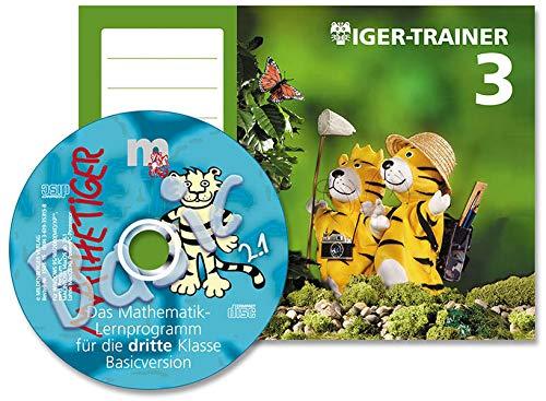 9783619353699: Tiger-Trainer 3: Arbeitsheft mit Basic 3, Version 2.1