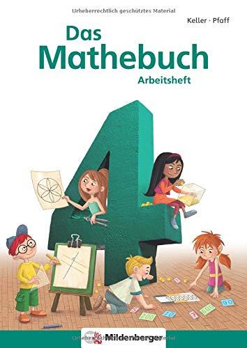 9783619454464: Das Mathebuch 4