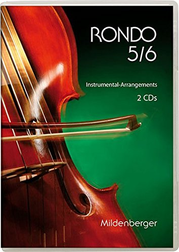 9783619571871: RONDO 5/6: 2 Audio-CDs mit 50 Play-back-Stucken Neubearbeitung