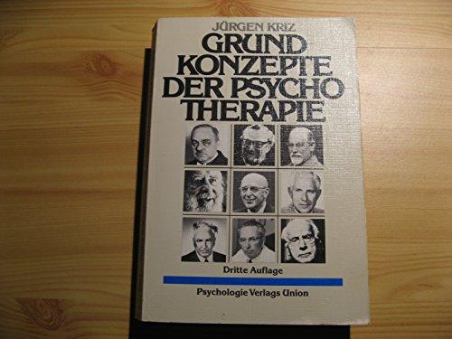 9783621270908: Grundkonzepte der Psychotherapie. Eine Einführung