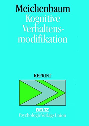 9783621273022: Kognitive Verhaltensmodifikation (Book on Demand)