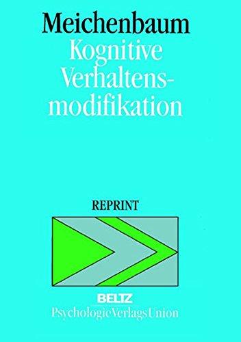 Kognitive Verhaltensmodifikation: Donald W. Meichenbaum