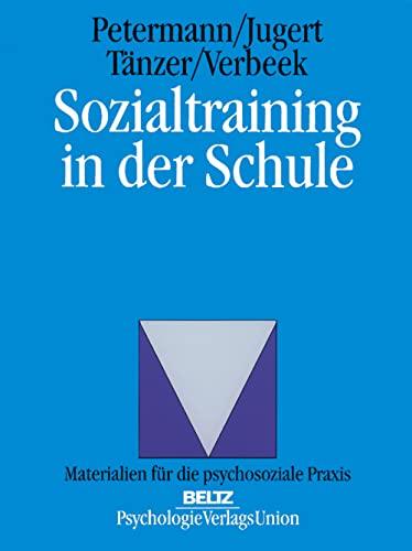 9783621273657: Sozialtraining in der Schule
