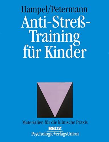 9783621273923: Anti-Streß-Training für Kinder