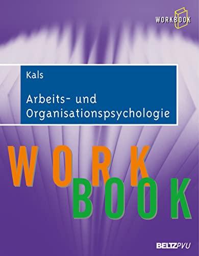 9783621275842: Arbeits- und Organisationspsychologie: Workbook