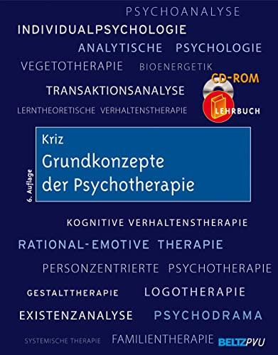 9783621276016: Grundkonzepte der Psychotherapie