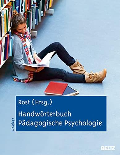 9783621276900: Handwörterbuch Pädagogische Psychologie