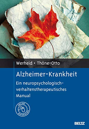 Alzheimer-Krankheit: Katja Werheid