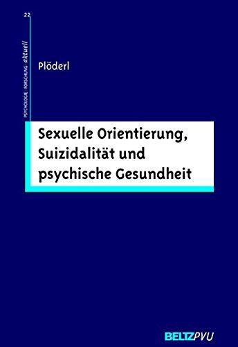 9783621277488: Sexuelle Orientierung, Suizidalität und psychische Gesundheit