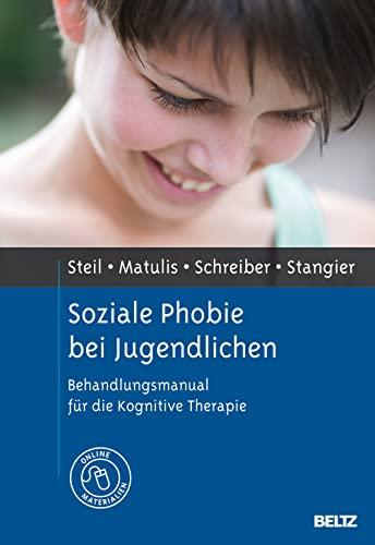 Soziale Phobie bei Jugendlichen: Regina Steil