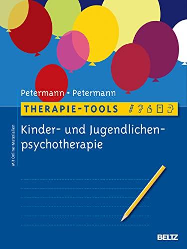 9783621278263: Therapie-Tools Kinder- und Jugendlichenpsychotherapie