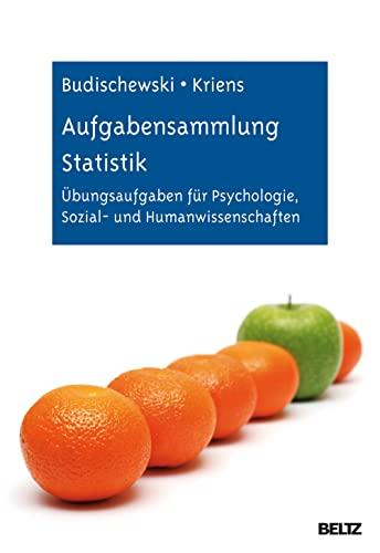 9783621279215: Aufgabensammlung Statistik: Übungsaufgaben für Psychologie, Sozial- und Humanwissenschaften