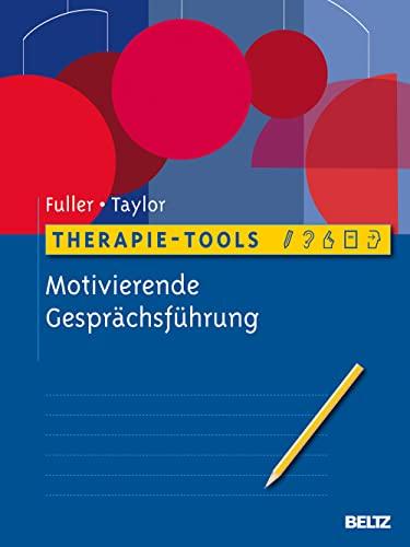 9783621279222: Therapie-Tools Motivierende Gespr�chsf�hrung