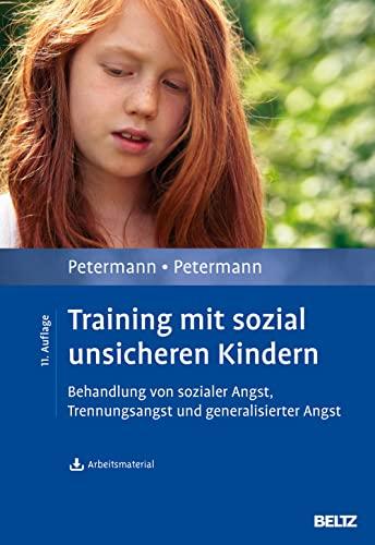 Training mit sozial unsicheren Kindern: Ulrike Petermann