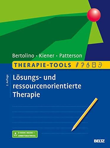 9783621283021: Therapie-Tools Lösungs- und ressourcenorientierte Therapie: Mit E-Book inside und Arbeitsmaterial