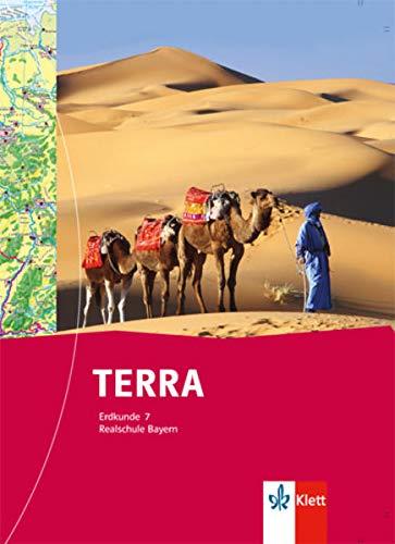 9783623219301: TERRA Erdkunde für Realschule in Bayern. Schülerbuch 7. Schuljahr